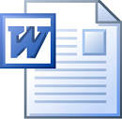word document logo
